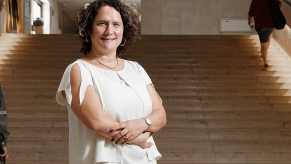 Hadassah's Tamar Elram named woman of the year